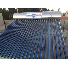 Calentador De Agua Solar Plano Tubos De Cobre En Mercado