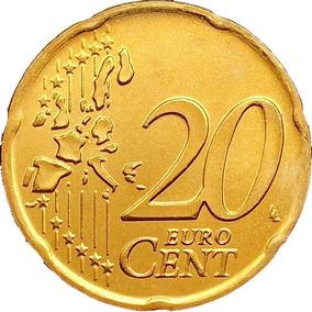 Moeda 20 Euro Cents