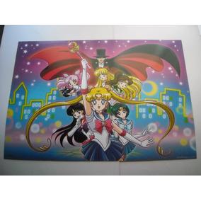 Imperdible Poster Original Anime Sailor Moon