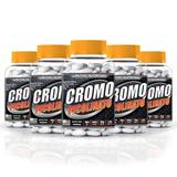 Combo 5 Cromo Picolinato 120 Tabs - Lauton Nutrition
