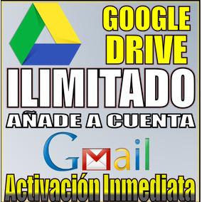 Google Ilimitado Añade A Cuenta Existente Pago Unico