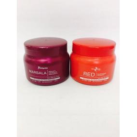 Maribel Mascara Red + Marsala 250 Grs