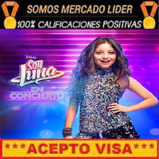 Entradas Soy Luna Cabeceras Luna Park
