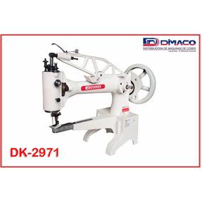 Máquina Remendona Dk-2971 Marca Dinnek Con Mueble Y Motor a70d78a5cd1e