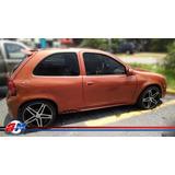 Estribos Chevy C2 Tipo Porche 2004-2008