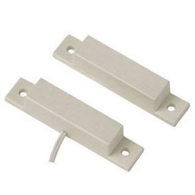 Sensor Magnetico Alarma Precableado Puertas Ventanas