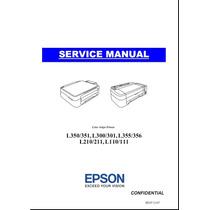 Manual Serviço Epson L350-351-300-355-356-l210-211-l110-111