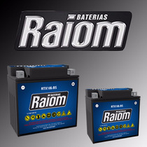 Bateria Raiom Rtx18l Bs
