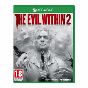 Jogo Evil Within 2 Midia Digital Xbox One Barato
