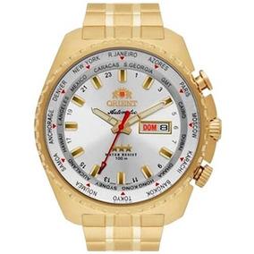 Relógio Orient Masculino Automático 469gp057 S1kx + Nf-e