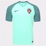 Camisa Nike Portugal 16/17 Pronto Entrega