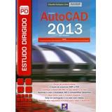 Estudo Dirigido De Autocad 2013 - Para Windows (14029)