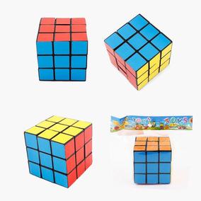 Cubo Magico Rubik 5,5 Cm Souvenirs Didactico Mejor Precio