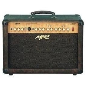 Amplificador Megatone Mega Amp Acoustic Ac60r, Vendo Urgente