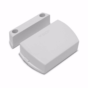 Sensor Magnético Sem Fio Ecp Intruder Presença Portas E Jane