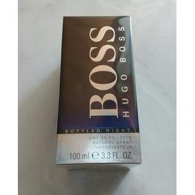 Perfume Hugo Boss Bottled Night 100ml Edt.