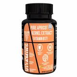 Pure Apricot Kernel Extract (vitamina B17)