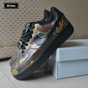 Nike Air Force One Camo