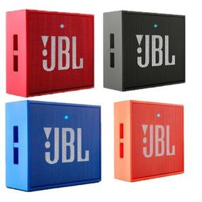 Parlante Bluetooth Jbl Go Rojo Ipad Iphone Android Portatil