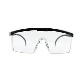 Oculos De Proteção Incolor Viseira Protetora Proteção Olhos!