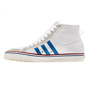 zapatillas adidas de lona blanca