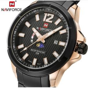 64eb33caa5c Relógio Masculino Naviforce 9084 De Pulso Original Promoção. R  120