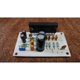 Amplificador Stereo 40w Para Armar Construyasuvideorokola