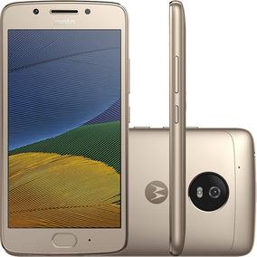 Celular Smartphone Moto G5 Celulares Android 7.0 Tela 5 32gb