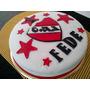 Tortas Futbol Decoradas, Cupcakes, Cookies, En Avellaneda