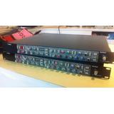 Ssl Pré Amplificador 4000 E Channel Strip- Neve-api-avalon
