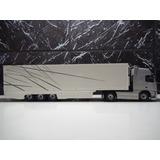 Carreta Frigorifico Semitrailer Motorart Escala 1:43 Branca