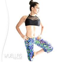 Liquidacion Mono Leggins Yoga Pants Damas Moda Vanguardia