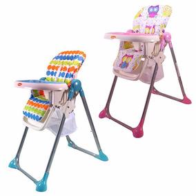 Silla De Comer Bebe Posiciones Reclina Alturas Baby Shopping