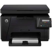 Impressora Hp Multifuncional Laser Color Pro M176n 220v