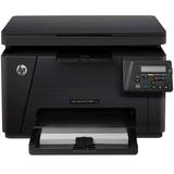 Impressora Multifuncional Hp M176 Color 220v Envio Imediato
