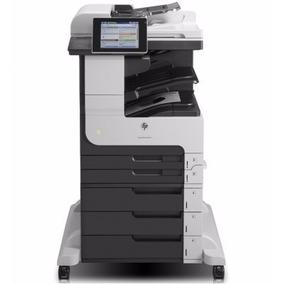 Impresora Multifuncional Hp Laserjet Mfp 1536dnf En