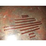 Platinas Laterales Aluminio Dododge Aspen El Juego Por