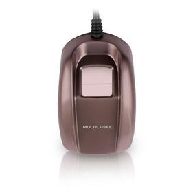 Leitor Biométrico Scanner Impressão Digital Usb Multilaser