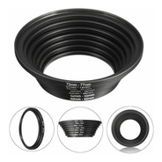 Set De Anillos Reductores Step Down 77mm A 49mm