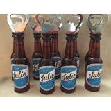 Destapador Botella Souvenirs 18 Años Hombres Fernet Quilmes