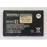Bateria Original Motorola Bh6x Atrix Me722 Mb861 A954 Me860