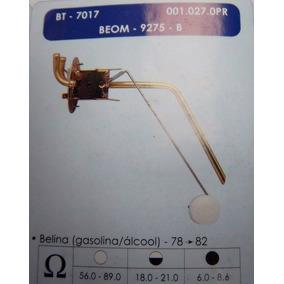 Medidor Combustível Boi Tanque Belina 78/82 Alcool/gasolina
