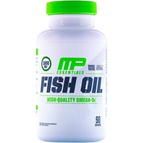 Musclepharm Aceite De Pescado 90 Capsulas De Gel