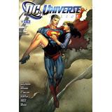 Dc Universe Online Nº 3, Ecc Argentina.