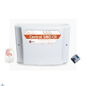 Central De Cerca Elétrica Com Alarme Gcp 10000 Cr Smd