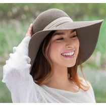Sombrero Monterey Protección Solar Upf 50+ Playa, Moda, Sol