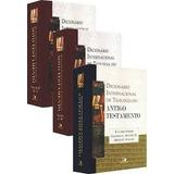 Kit Dicionário Internacional De Teologia Antigo E Novo Test