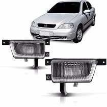 Par Farol Milha Astra 1999 2000 2001 2002 Hatch Sedan