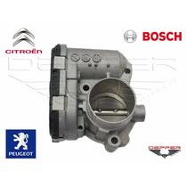 Corpo Borboleta Tbi C3 207 1.4 8v 0280750228 Original Bosch