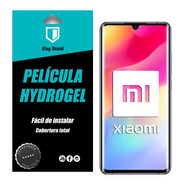 Película Xiaomi Mi Note 10 Lite Kingshield (tela E Traseira)
